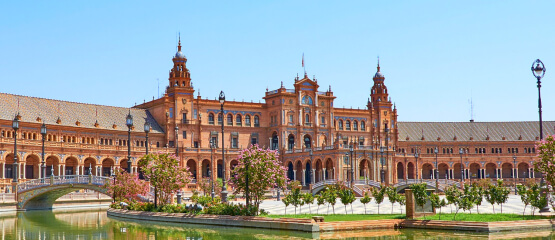 Andalucia y Madrid