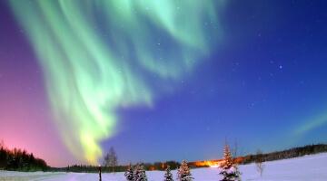 Aurora Yukon Canada